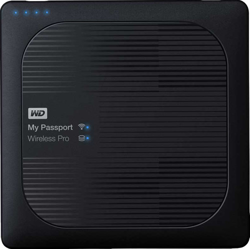 WD My Passport Wireless Pro 2TB Main Image