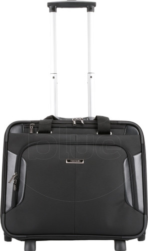 Samsonite XBR Laptop Upright 46cm Black Main Image