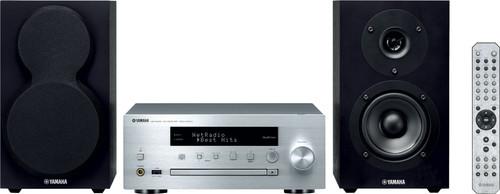 Yamaha MCR-N470 DAB+ Black/Silver Main Image