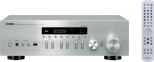 Yamaha R-N402 DAB+ Zilver Main Image