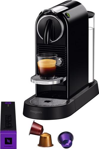 Magimix Nespresso CitiZ M196 CN Black Main Image