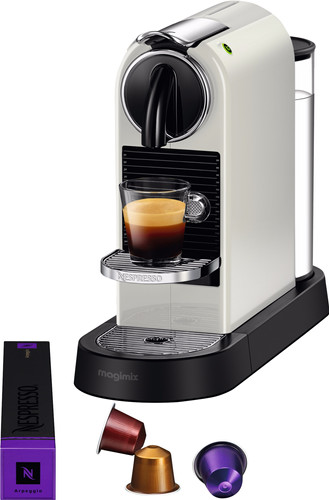 Magimix Nespresso CitiZ M195 Wit Main Image