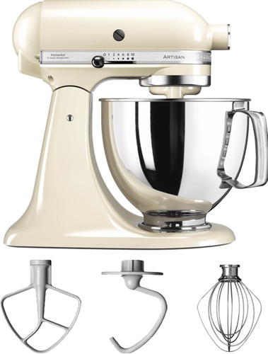 KitchenAid Artisan Mixer 5KSM125 Almond White Main Image