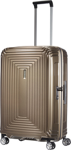 Samsonite Neopulse Spinner 69cm Metallic Sand Main Image