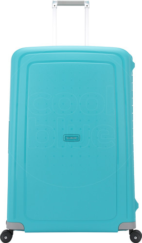 Samsonite S'Cure Spinner 81 cm Aqua Blue Main Image