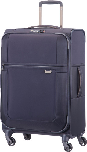 Samsonite Uplite Expandable Spinner 67cm Blue Main Image