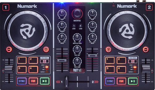 Numark Party Mix Main Image