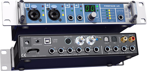 RME Fireface UC Main Image