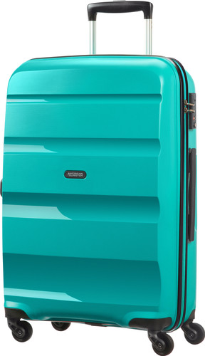 American Tourister Bon Air Spinner 66cm Deep Turquoise Main Image