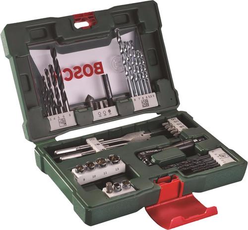 Bosch 41-piece Bit and Borenset with bit holder Main Image