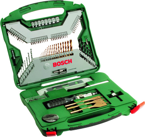 Bosch X-Line 100-piece Accessory Set Main Image