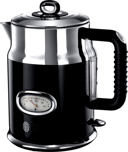 Russell Hobbs Retro Classic Kettle Black Main Image