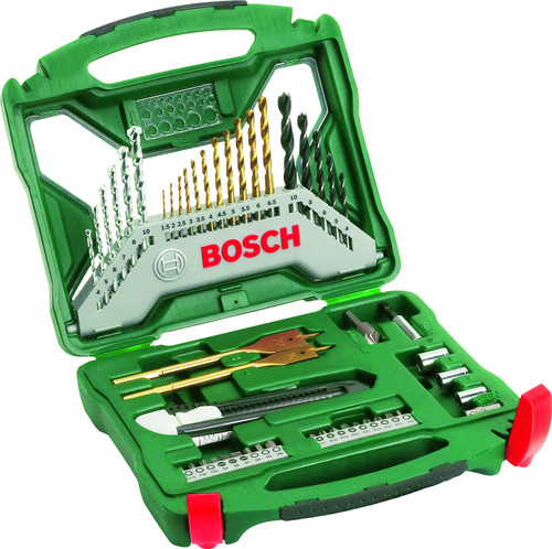 Bosch X-Line 50-piece Accessory Set Main Image