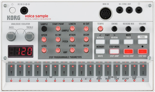 Korg Volca Sample Main Image
