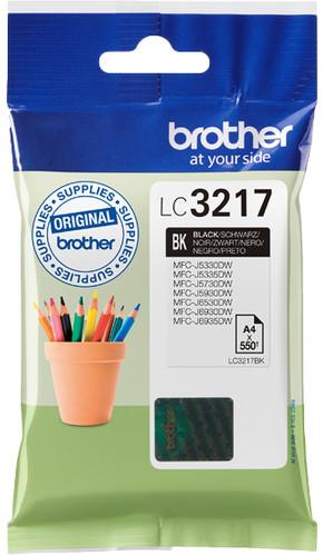 Brother LC-3217 Cartridge Black Main Image