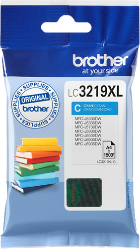 Brother LC-3219XL Cartridge Cyaan Main Image