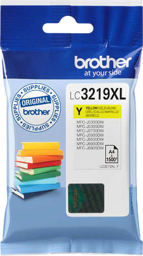 Brother LC-3219XL Cartridge Yellow Main Image