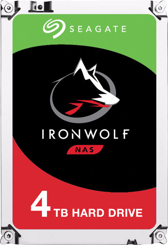 Seagate Ironwolf ST4000VN008 4 TB Main Image
