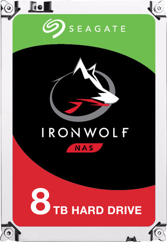 Seagate IronWolf ST8000VN004 8TB Main Image
