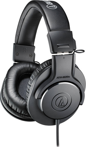 Audio-Technica ATH-M20X Main Image