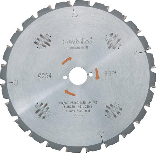 Metabo Zaagblad 315x30x2mm Main Image