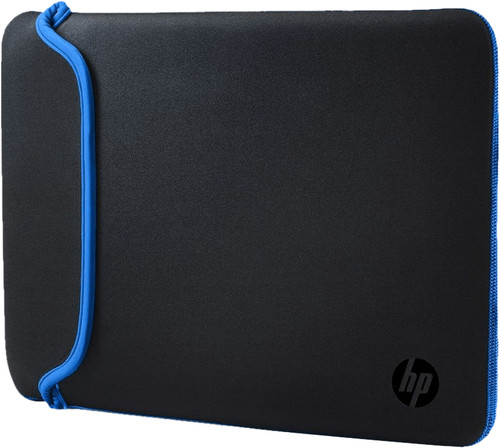 HP 14'' Reversible Sleeve Black/Blue Main Image