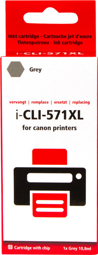 G&G CLI-571XL Cartridge Gray Main Image
