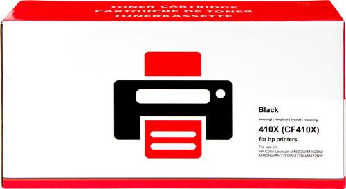 Pixeljet 410X Toner Cartridge Black XL for HP printers (CF410X) Main Image