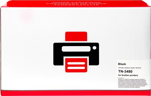 Pixeljet TN-3480 Toner Cartridge Black for Brother printers Main Image