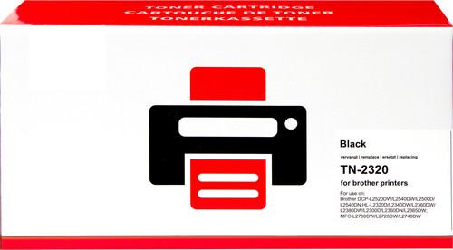 Pixeljet TN-2320 Toner Zwart voor Brother printers Main Image