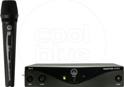 AKG Perception Wireless 45 Vocal Set A (530.025 MHz) Main Image