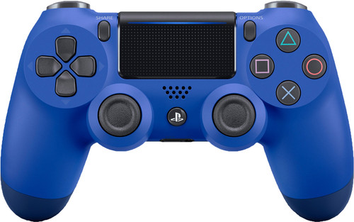 Sony DualShock 4 Controller PS4 V2 Blauw Main Image