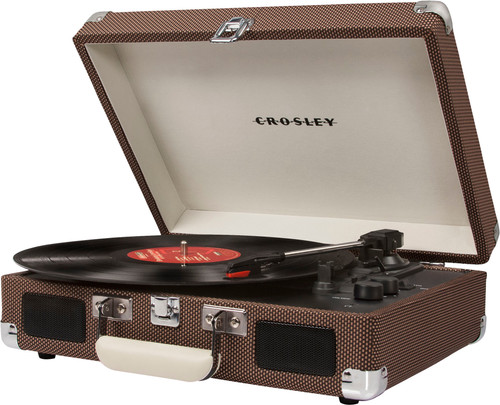 Crosley Cruiser Deluxe Tweed Main Image