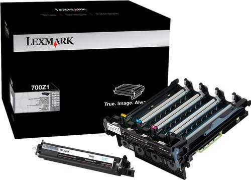 Lexmark 700Z1 Zwart (70C0Z10) Main Image