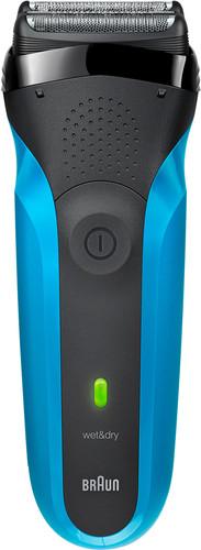 Braun Series 3 310 Blue Main Image