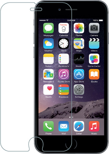 Azuri iPhone 6 Plus/6s Plus Screenprotector Gehard Glas Main Image