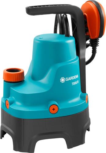 Gardena Classic Vuilwaterpomp 7000/D Main Image