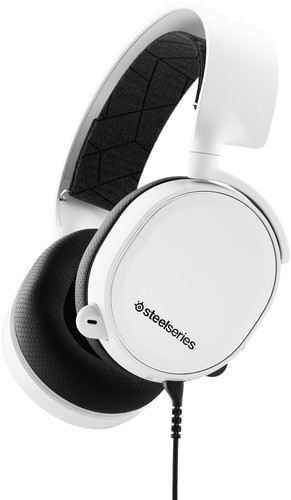 SteelSeries Arctis 3 2019 Wit Main Image