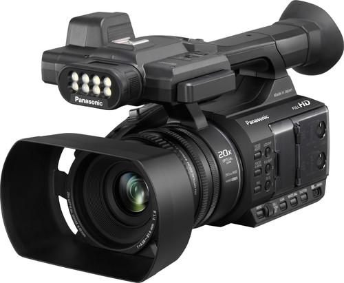 Panasonic AG-AC30 Main Image