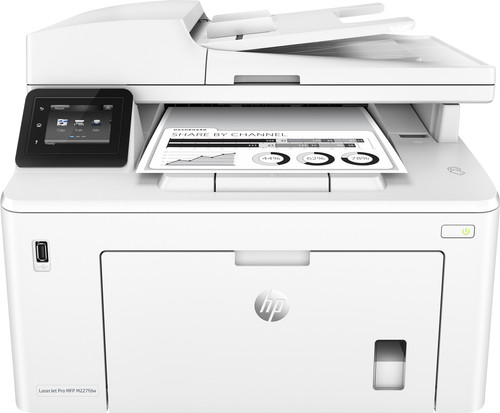 HP LaserJet Pro MFP M227fdw Main Image