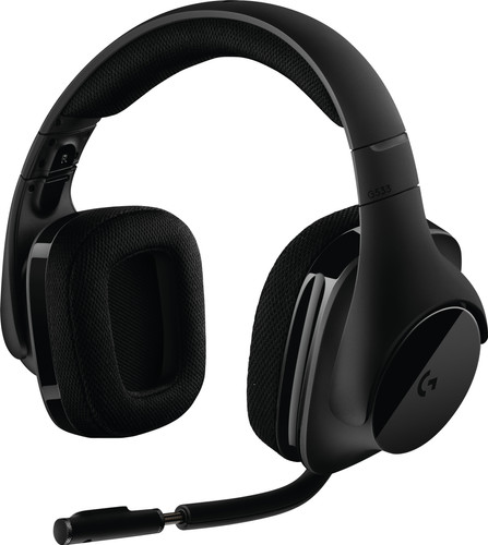 Logitech G533 Wireless Main Image