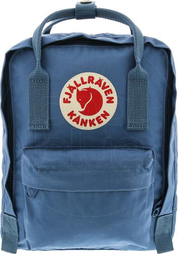 Fjällräven Kånken Mini Blue Ridge 7L - Children's Backpack Main Image