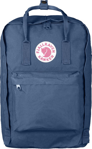 Fjällräven Kånken Laptop 17 inches Blue Ridge 20L Main Image