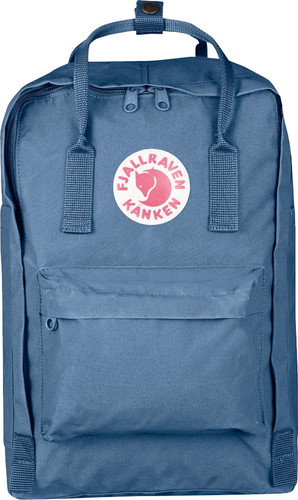 Fjällräven Kånken Laptop 15 Inches Blue Ridge 18L Main Image