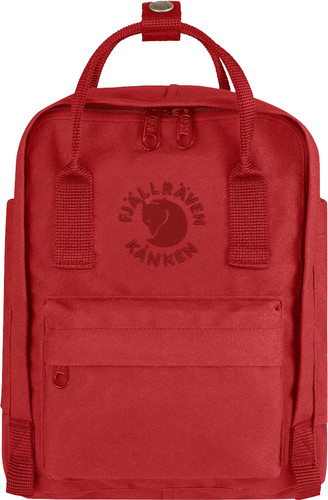 Fjällräven Re-Kånken Mini Red 7L - Children's backpack Main Image