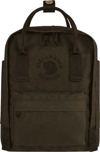 Fjällräven Re-Kånken Mini Dark Olive 7L - Children's backpack Main Image