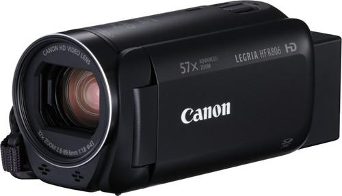 Canon Legria HF R806 Black Main Image