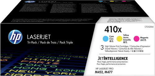 HP 410X Toners Combo Pack (Hoge Capaciteit) Main Image