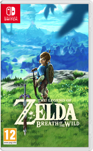 The Legend of Zelda: Breath of the Wild Switch Main Image