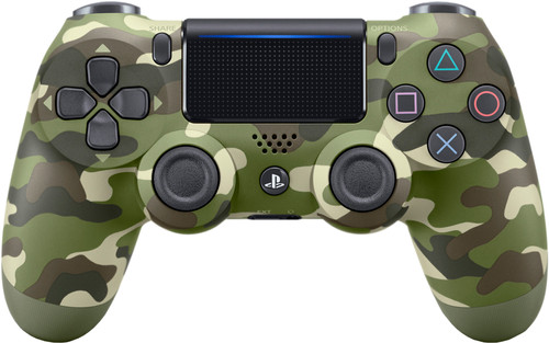 Sony DualShock 4 Controller PS4 V2 Green Camo Main Image